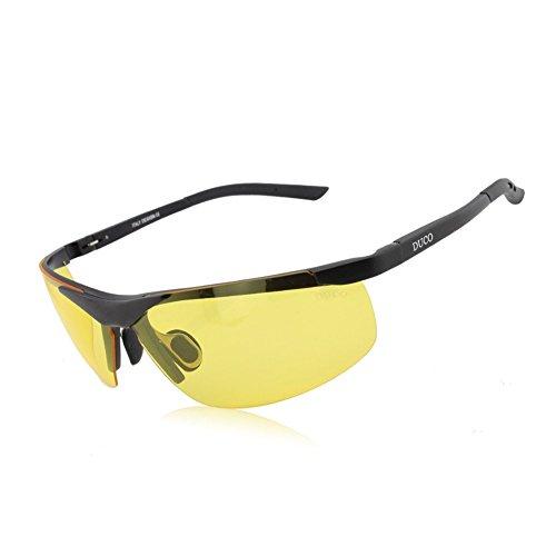 duco nachtsichtbrille anti glanz fahren brillen kontrast. Black Bedroom Furniture Sets. Home Design Ideas