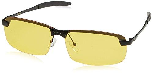 nachtsichtbrille auto fahren schwarz gl nzend gelben. Black Bedroom Furniture Sets. Home Design Ideas