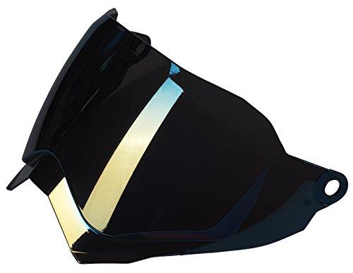 helm visier blau verspiegelt f r broken head enduro helm. Black Bedroom Furniture Sets. Home Design Ideas