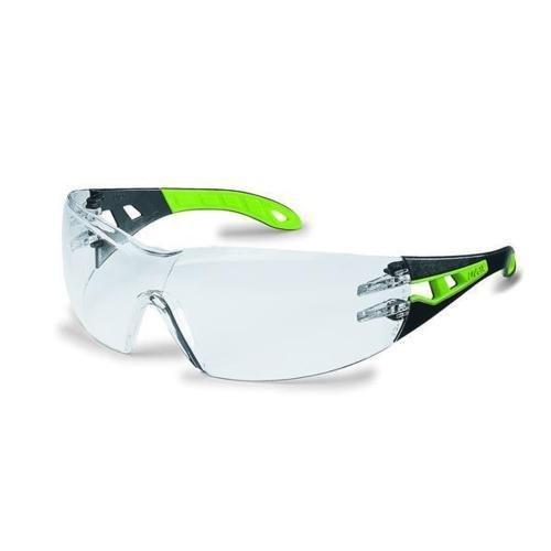 Solidwork Schutzbrille Mit Integriertem Seitenschutz Sowie Bes clear Glass