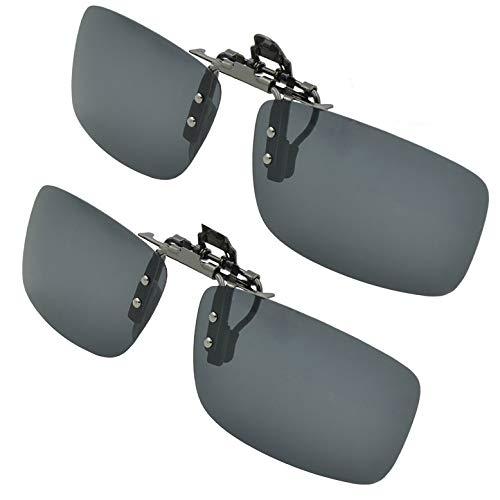 splaks sonnenbrile aufsatz 2 st ck clip on polarisiert. Black Bedroom Furniture Sets. Home Design Ideas